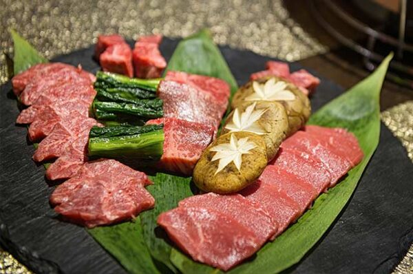 meat for yakiniku