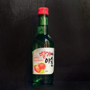 Jinro Strawberry Soju