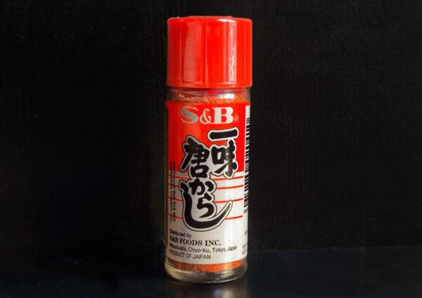 Ichimi Togarashi Spice