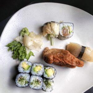 Lunch Vegetarian Set